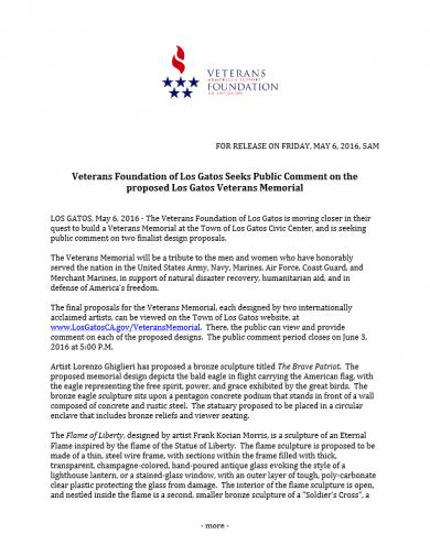 5AM press release – Final