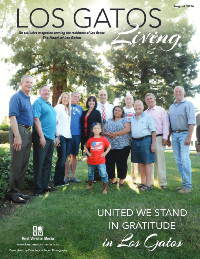 Los Gatos Family Magazine – feature story