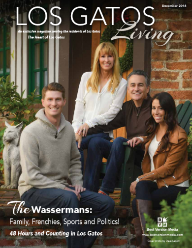 Los Gatos Living Magazine – Clyde Horn Article