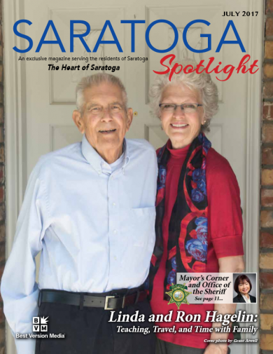 Saratoga Spotlight – Hagelin Feature Story
