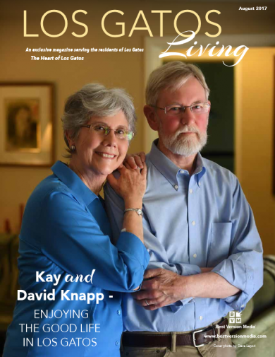 Los Gatos Living August 2017 Final – David Knapp
