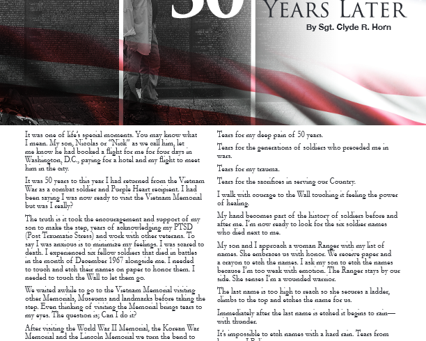 50 Years Later – Sept17