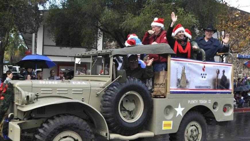 62nd Annual Los Gatos Childrens Holiday Parade