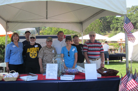 The Veterans Memorial & Support Foundation July 4, 2013