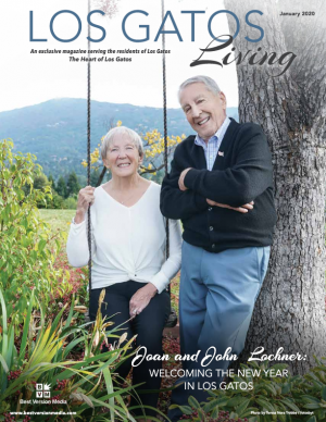 Los Gatos Living: John and Joan Lochner