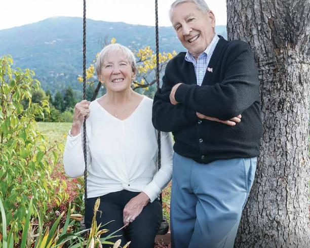 Los Gatos Living: John and Joan Lochner