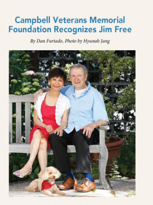 Jim Free's – Veteran of the Year story by Dan Furtado